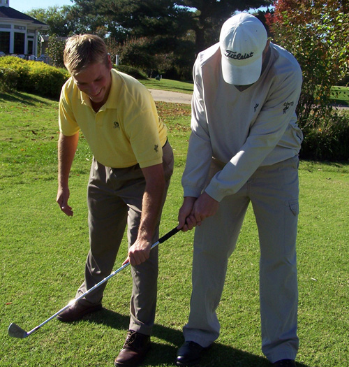 Ridgefield  Washington golf lessons